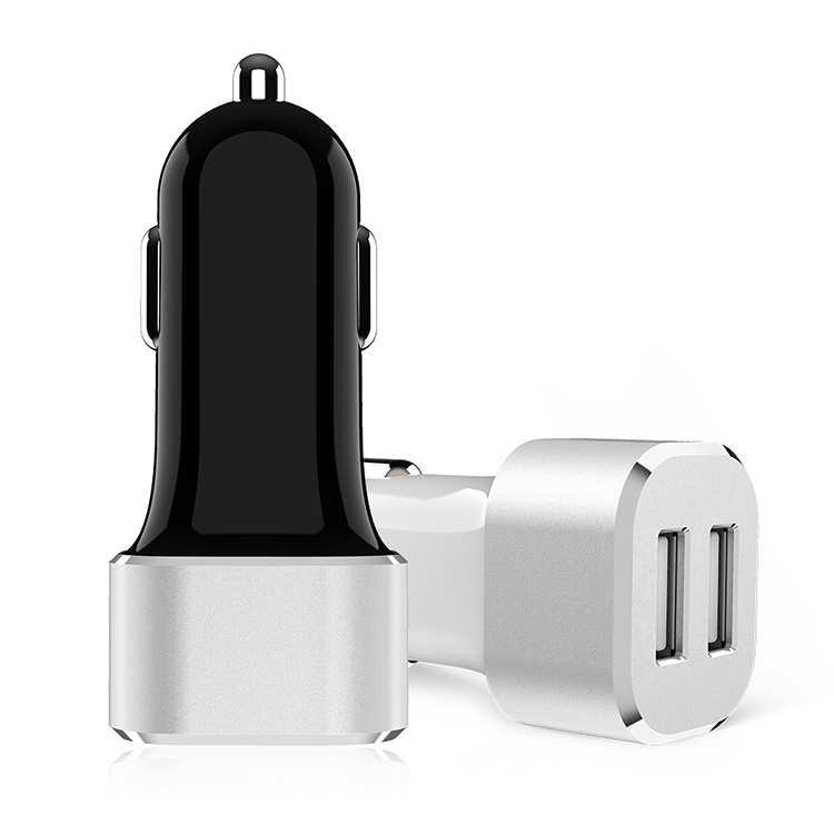 Dual port car charger (4)