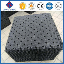 Liangchi cooling tower filler/800*750 Specialized Production Liangchi Filler/New Material Cooling Tower Fill