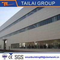 Steel Material Workshop Warehouse Plant Use Industrial Buildings