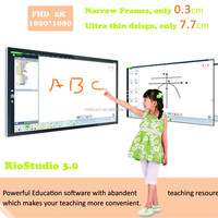 65 inch infrared multi touch screen interactive tables for office/school