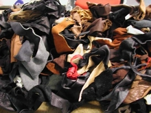 Garment Leather Scraps