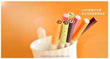 2015 new all kinds of gel pen with cute lollipop shape for promotion