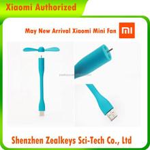May Arrival Original Blue White Portable USB Mini Cooling Xiaomi Air Fan