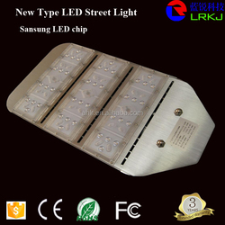 5 years warranty CE,ROHS,EMC listed IP65 meanwell driver 120w led street light