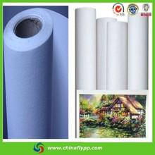 wholesale painting medium 100% cotton canvas blank canvas 380g