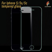 Factory Promotion 0.15mm For iPhone 5 Tempered Glass Screen Protector OEM And ODM Welcome