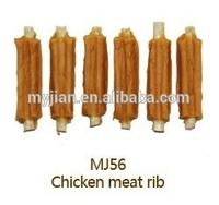 Chicken Rib Chicken Wrapped Munchy Stick Dental Stick Wholesale Bulk Dry Pets and Dogs Food Dog Training Treats Dog Snacks