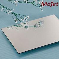 aluminum profile for kitchen cabinet Aluminum Panel Decorative Sheet mirror Panels decorative material
