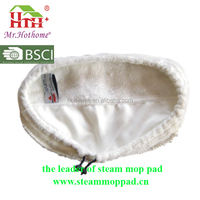 Replaceable microfiber cleaning pads/steam mop pads making machine