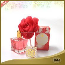 Mini praça garrafa mulheres perfume