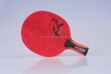 New arrival wood series table tennis bat goods