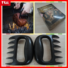 BBQ Meat Bear Claws/Bear Claws Meat Handlers/Bear Paw Meat Handler Forks For Pork Poultry Beef Shred Handle Transfer
