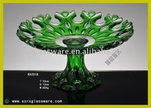 2012 Hot Colorful Glass Compote RXZ018