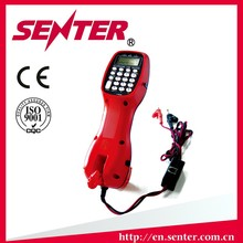 ST230F Advanced Telephone line tester with complete functions/hands free function