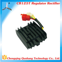Cheap Motorcycle Parts CB125T Regulator Rectifier For Honda
