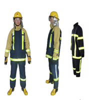 EN11612 Aramid IIIA high visibility anti-fire reflective clothes for industry