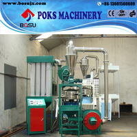 Top quality grinder plastic recycling machines price for sale