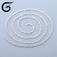 chain necklace italy silver jewelry jewelry accessories
