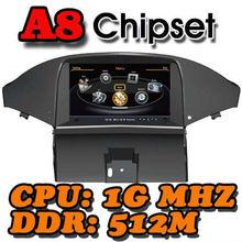 WITSON Reproductor de DVD del coche del GPS de 7 pulgadas CHEVROLET ORLANDO 2012 A8 Chipset Plataforma S100