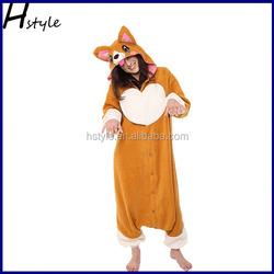 Christmas Child Pajamas Animal Onesie Pajama Short Legged Dog DWY120