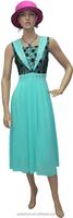 2015 Fashion Latest Muslim Dress Designs Casual Long Dress Chiffon Long Dress For Women