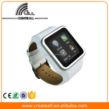 China Factory Touch Screen,GSM,Bluetooth,Camera watch phone