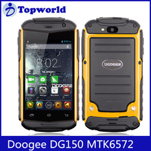 Cheap Doogee DG150 3.5inch with MTK6572 Dual Core RAM 512MB ROM 4GB Smartphone