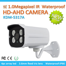 Professional Manufacturers CCTV 1.3MP AHD Real Time Camera