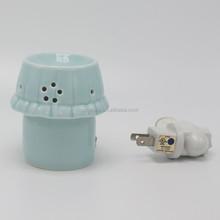 carino moda ceramica in ceramica mini luce notturna bambini