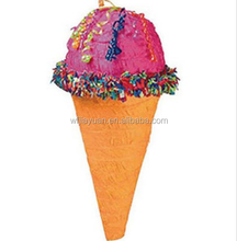 Ice Cream Cone Pinata - Themed Birthday Party Supplies & Games
