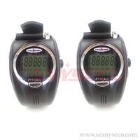 RD-028 2x LCD Digital Two 2-Way Freetalker Walkie Talkie Radio Wrist Watch Black Hot Sale