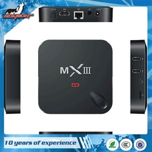 New System MX III Android 4.4 Amlogic S802 2.0GHz Quad Core Quad Core Mali450 GPU 1G/8GB TV Box