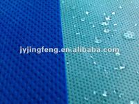 nonwoven fabric for medical absorbent pad