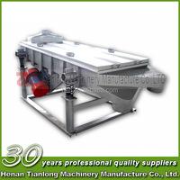 Calcium Acetate Powder Calcium Acetate Granule Linear Vibrating Screen Machine