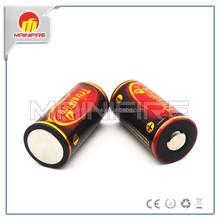 3.7v 6000MAH 32650 battery protected/32650 li-ion battery