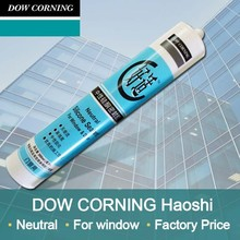 high ratio neutral cure rtv silicone sealant for window and door