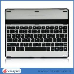 aluminum alloy bluetooth keyboard for ipad 4 3 2