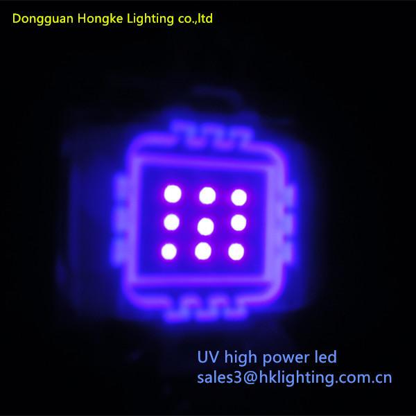 High Power LED Bridgelux Epistar Epileds Chip 10 watt 365nm 385nm UV LED Light Emitting Diode