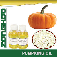 cold pressed edible pumpkin seed oil