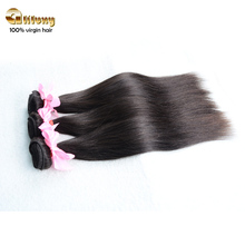 Aliluxy 100% cheap remy hair extension wholesale double drawn natural indian straight hair