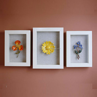 display box wedding dress photo frame accessories for picture frame
