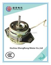 High effective electric motor of washing machine