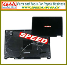 Replacement For Acer Aspire 5532 Series Rear Lcd Lid Includes Wifi Antenna Wires Ap06S000403
