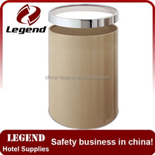 Contemporary OEM stainless steel novelty trash can