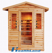 American hot sale healthy product outdoor sauna steam room