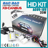 New Products 2014 HID KIT, 35w car headlight, hid xenon vw golf xenon kit hid kit canbus X3 , BAOBAO Lighting