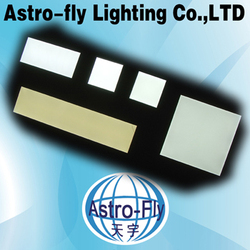 Outside MeanWell Driver LPF-40D 40w Dimmable DC 0-10V / PWM LED 2x2 Panel Lamp Custom Made