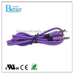 Excellent quality hotsell 3. to av rca audio adapter cable