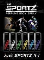 Remove Body Odor Male Sportz Spray Perfume for Men 2011