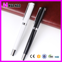 The latest design office writing metal pen high quality roller ball pen business gifts advertising metal roller pens